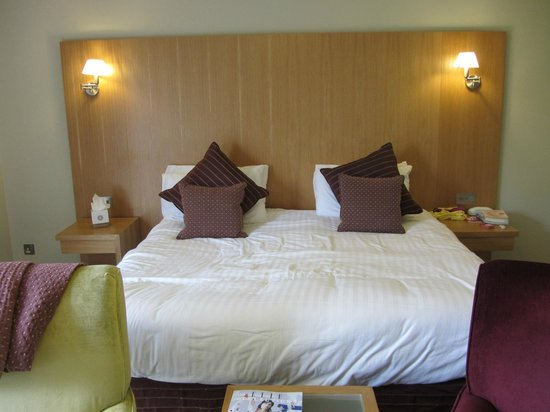 Champneys Springs Health Resort: Bedroom