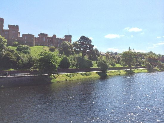 River Ness: Walk along the river