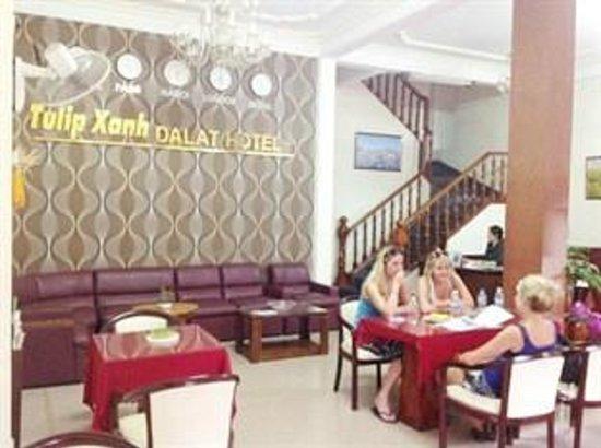 Tulip Xanh Dalat Hotel: Restaurant