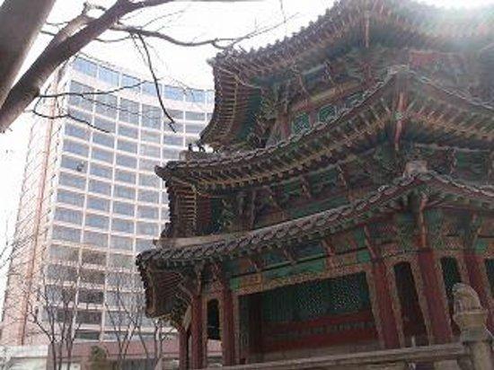 The Westin Chosun Seoul : ウエスティン