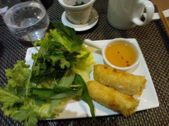 Saigon Pantheon : Crabe Nem