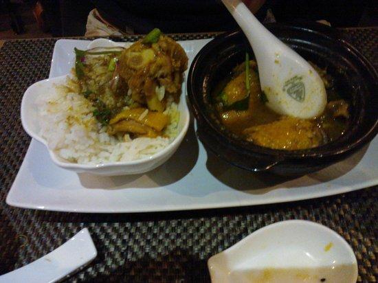 Saigon Pantheon : Chicken Curry