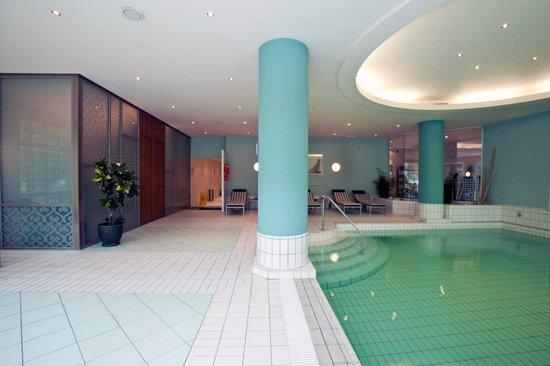 Hilton Sofia : View to the new massage studios