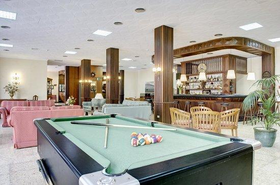 Hotel Marte: Hall