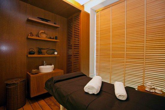 Hilton Sofia : New massage studios