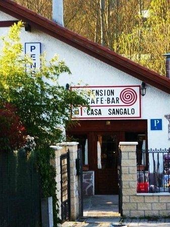 Pension Casa Sangalo