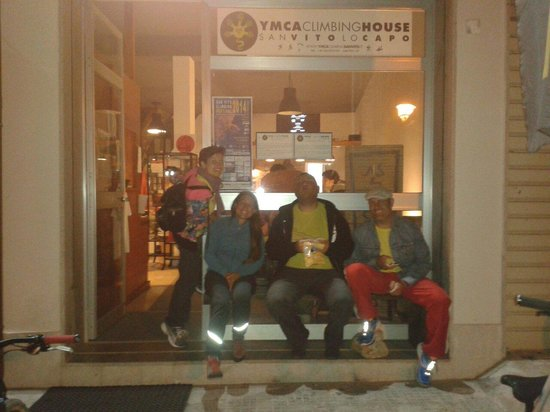 YMCA San Vito Climbing House: Climbighouse