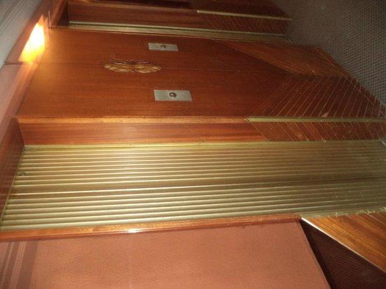 Hotel InterContinental : Ascensor