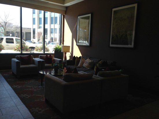 Hilton Garden Inn Minneapolis Downtown: лобби