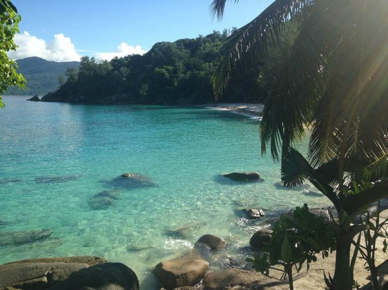 Anse Soleil Beachcomber : View from the room