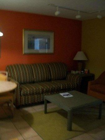 Vacation Village at Bonaventure: sofa bed