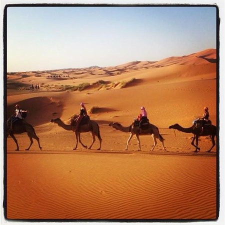 Marrakech Desert Excursions