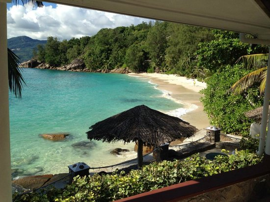 Anse Soleil Beachcomber : Another view from the room