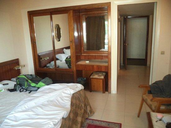 Hotel InterContinental : Mobiliario