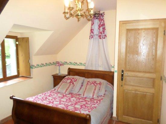 Le Clos Saint Fiacre: chambre