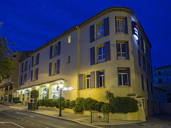 Matisse Hotel: Bâtiment