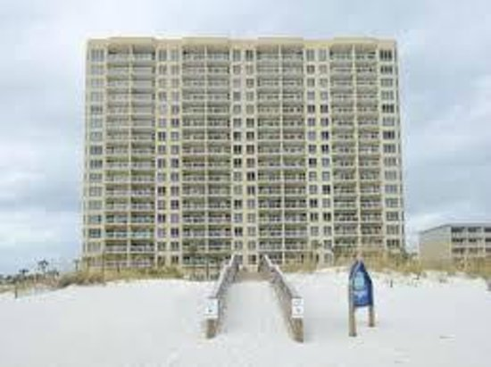 Emerald Isle Pensacola Beach View From The Gulf S