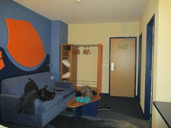 Explorers Hotel: Chambre