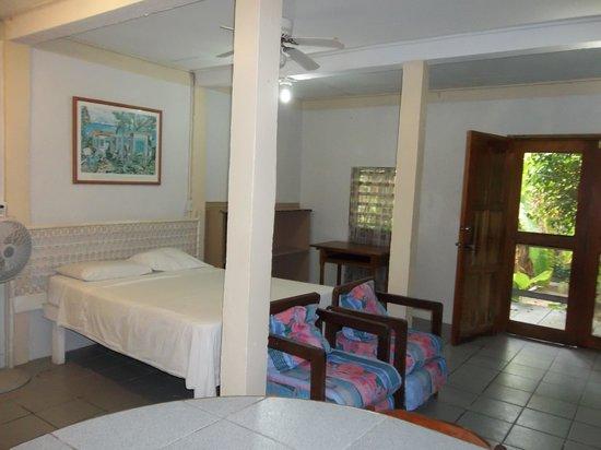 Hotel del Rio: Palms Garden & Kitchen