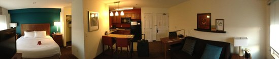 Residence Inn Madison West/Middleton: Suite #115