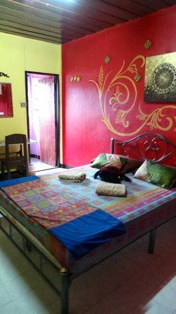 Diva Guesthouse: notre chambre