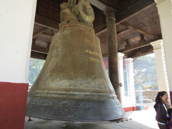 Mingun Paya: la grande campana
