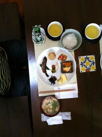Jikuuya: Breakfast