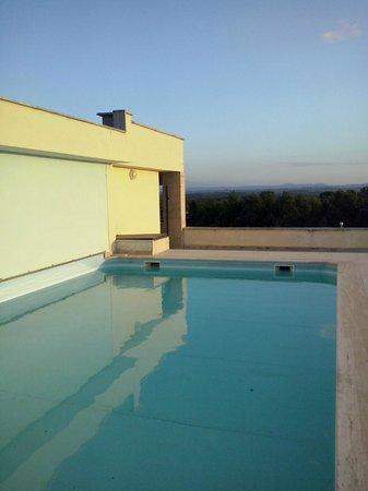 Galileo Palace Hotel: piscina