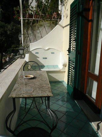 Royal Prisco Hotel: grazioso terrazzino