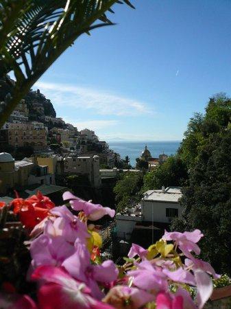 Royal Prisco Hotel: vista dal terrazzino