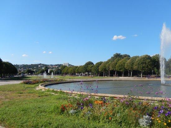 Parc Borély : la belle fontaine