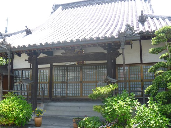 Zenfukuji Temple