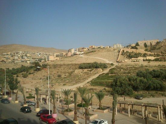 Movenpick Resort Petra : Vista do apartamento