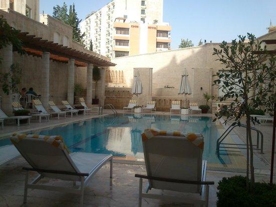 Movenpick Resort Petra : Piscina