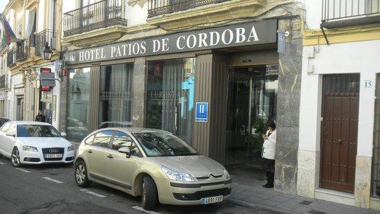 Eurostars Patios De Cordoba: фасад