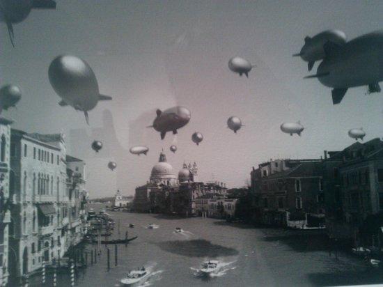Zeppelin Museum: I dirigibili a Venezia