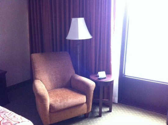Drury Inn & Suites Nashville Airport: Sitting chair by the window