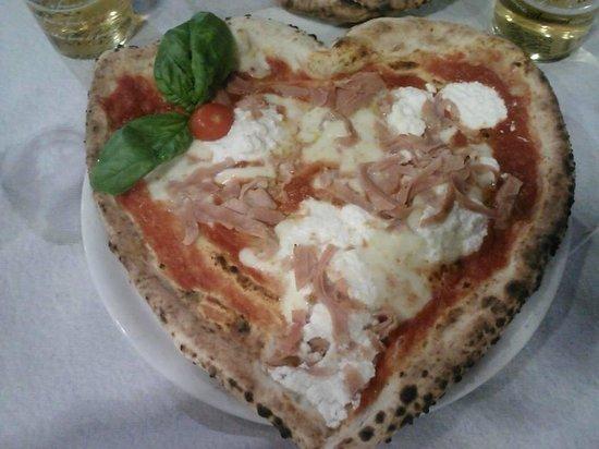Da Nino Pizzeria: cuore