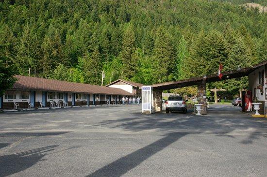Canyon Alpine Motel照片