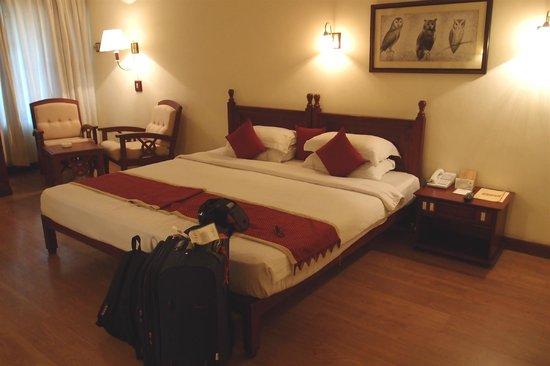 Casino Hotel : le lit
