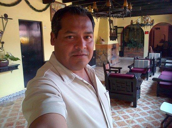 Hotel Palacio de Moctezuma : Detalle de una de las estancias