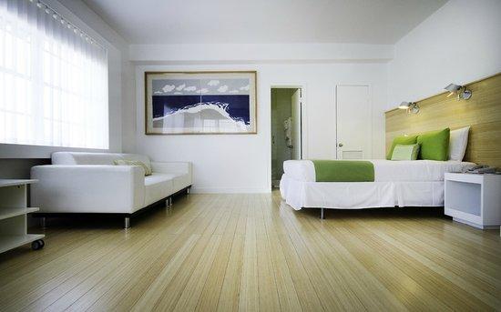 Greenview Hotel : Room