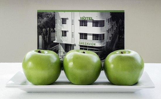 Greenview Hotel : Amenities