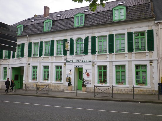 Hotel Picardia : Hôtel Picardia