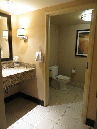 Ameristar Casino Hotel Vicksburg : Deluxe King Room