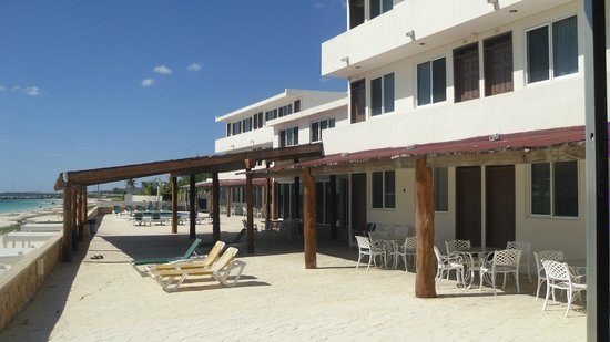 Hotel Hacienda Morelos : HM
