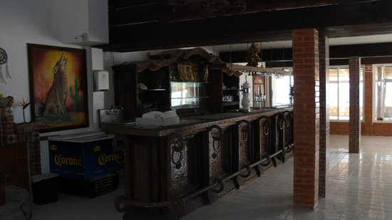 Hotel Hacienda Morelos : Restaurant Bar