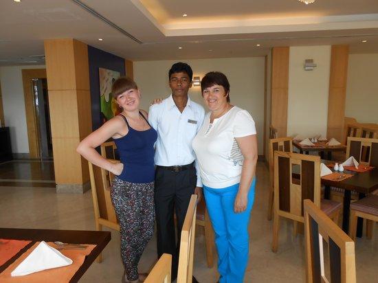 Mangrove Hotel by Bin Majid Hotels & Resort: нет слов!! очень добрый человек, побольше таких людей!!!