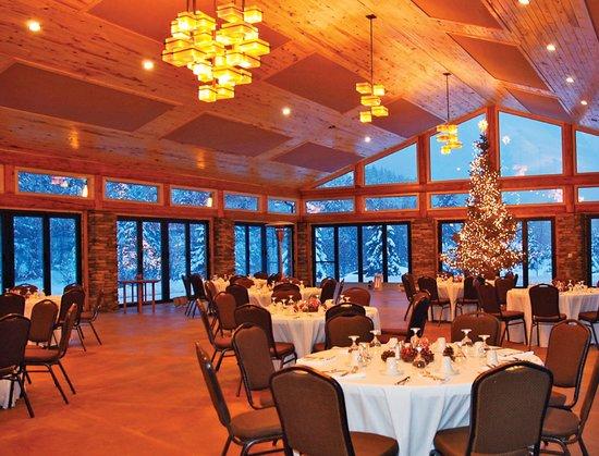 Mount Princeton Hot Springs Resort : Pavilion event center
