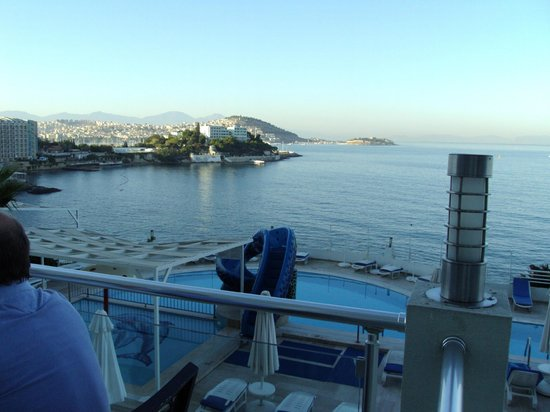 Korumar Hotel De Luxe : Mar Egeu